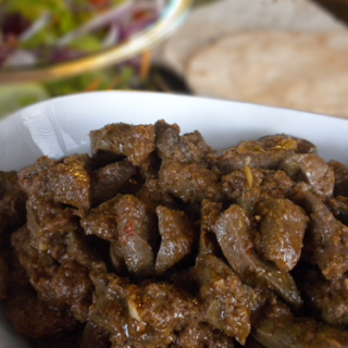 liver beef recipe
