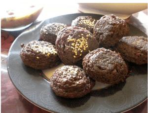 Egyptian Falafel – Tameya