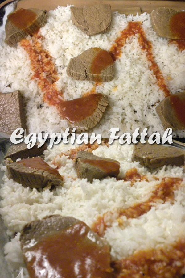 Egyptian Fattah | Amira's Pantry