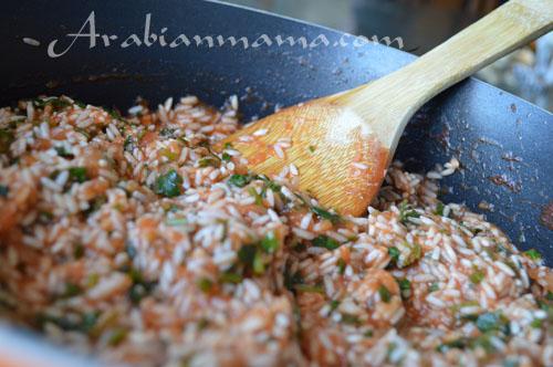Mahshi recipe