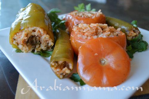Easy mahshi recipe