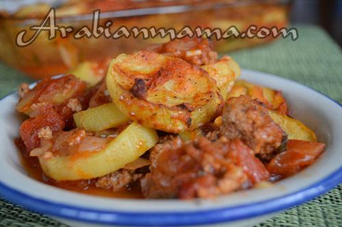 zucchini with dill casserole