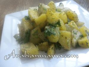 The cilantro- mania mama
