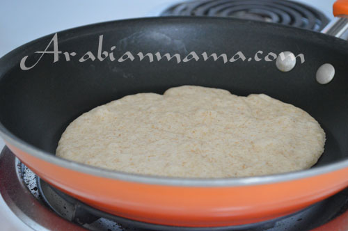 Arabic flat bread recipe
