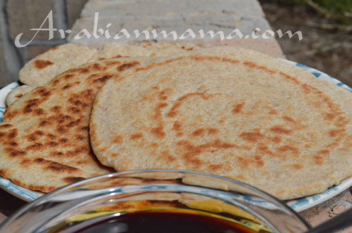 quick flat bread recipe