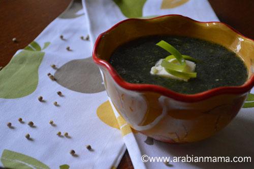 Lebanese Molokhia recipe