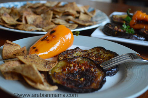 Palestinian food recipes
