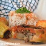 Zucchini Mahshee