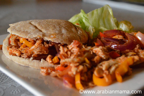quick shawarma recipe