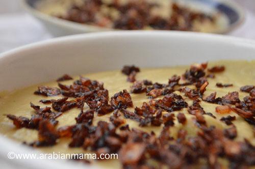 Egyptian busara recipe