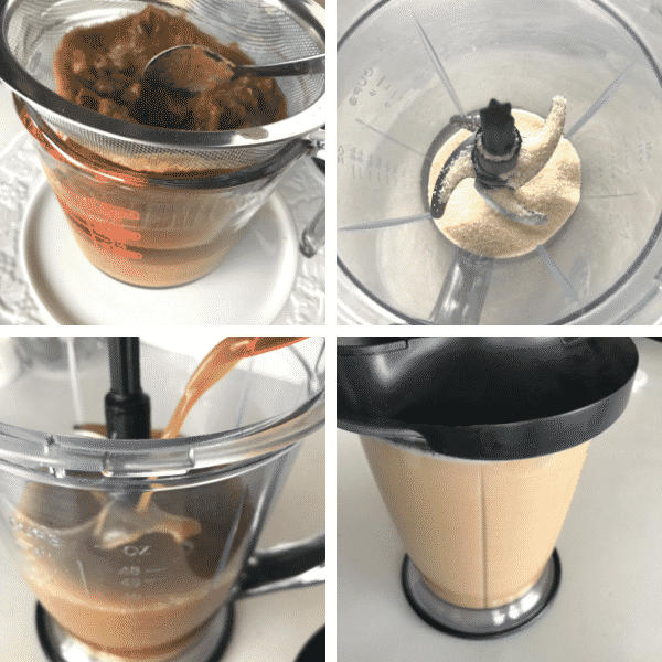 Step by step photos for making Tamarind juice