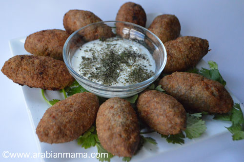 Syrian Kibbeh recipe