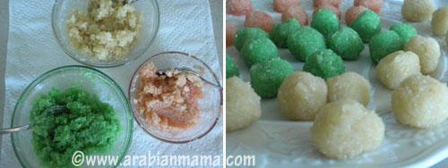 Tunisian Kaaber recipe