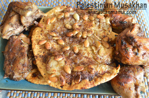 traditional Palestinian chicken recipe