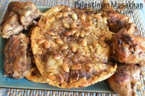 Palestinian Musakhan