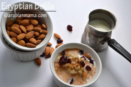 Arabic breakfast recipes