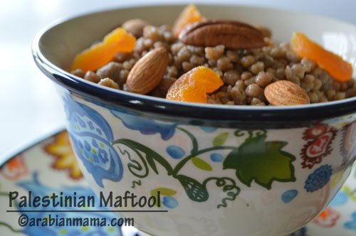 A bowl of Lentils on a plate, with Nuts