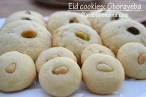 Ghoraybea #Eid eats