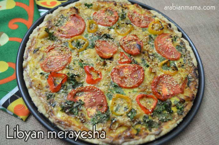 Libyan merayesha amiras pantry save this recipe forumfinder Gallery