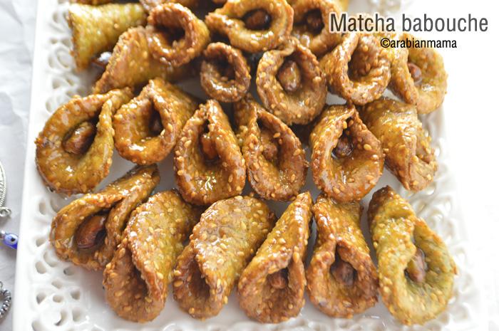 Moroccan Babouche recipe