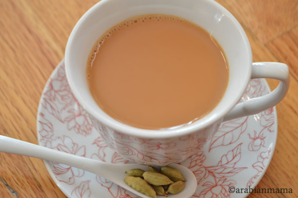 Middle Eastern tea recipe