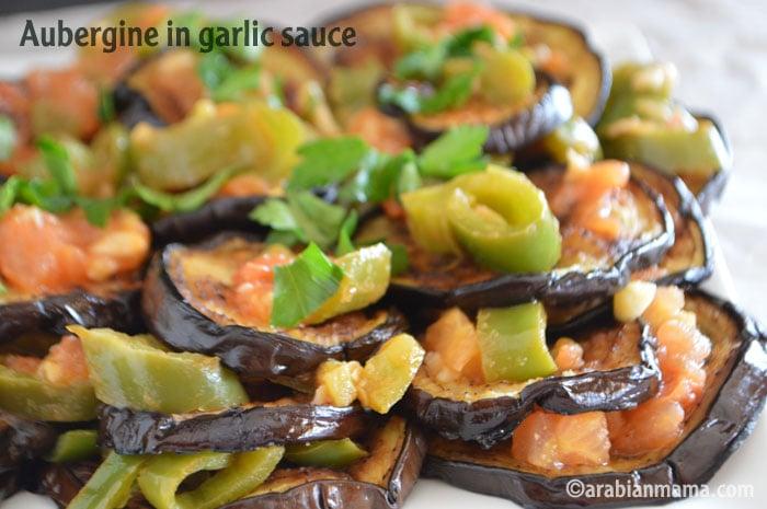 Recipes using garlic