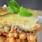 Easy Moussaka recipe