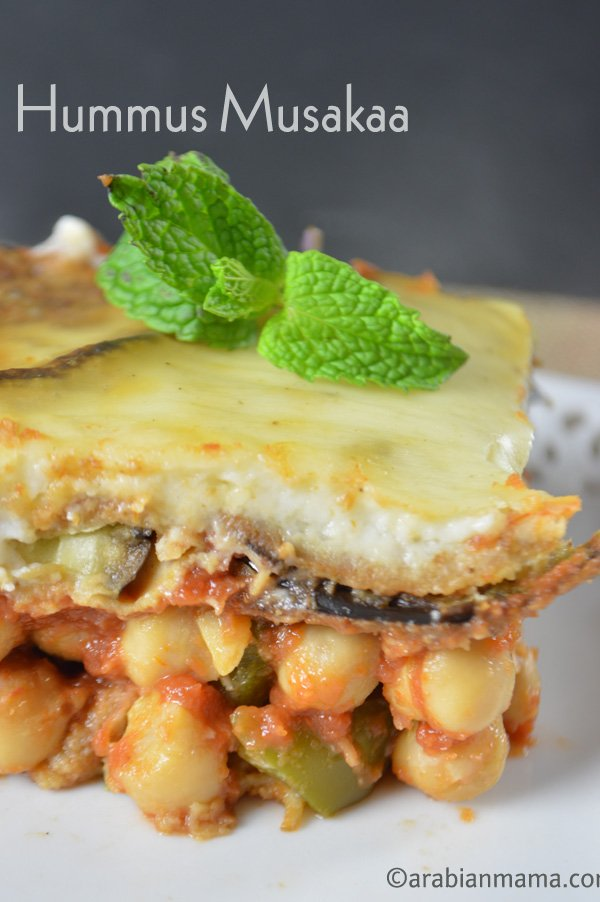 Easy vegetarian Moussaka recipe