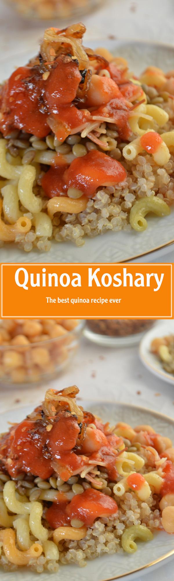Best and easy quinoa recipe