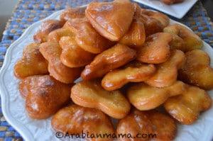 Gebneya – Jibneyah dessert