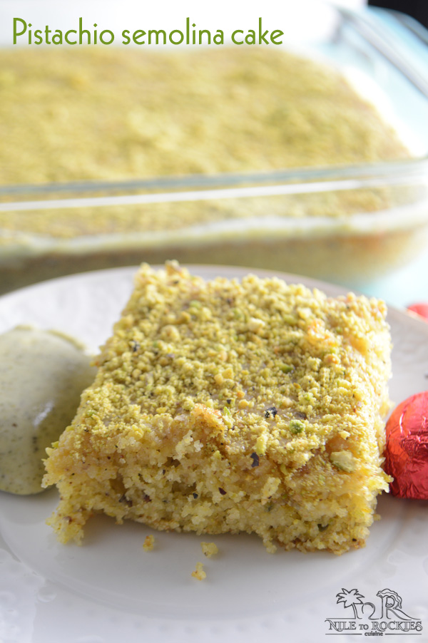 pistachio cake recipes