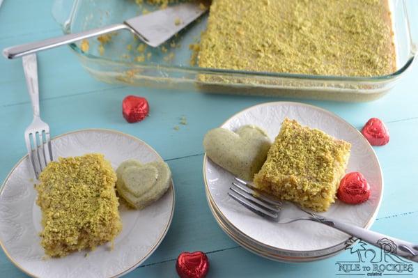 pistachio dessert recipes