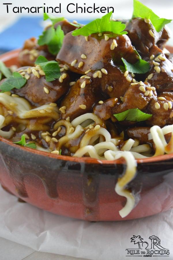 easy tamarind chicken recipes
