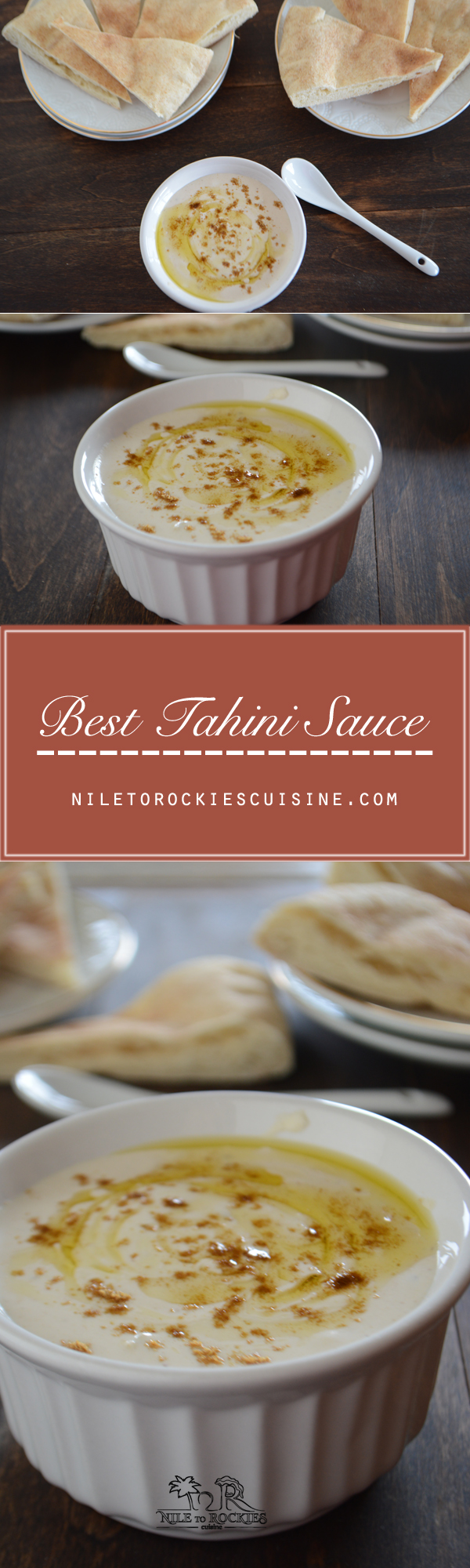 Falafel tahini sauce