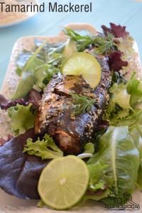 Tamarind Mackerel – cancer fighting recipe