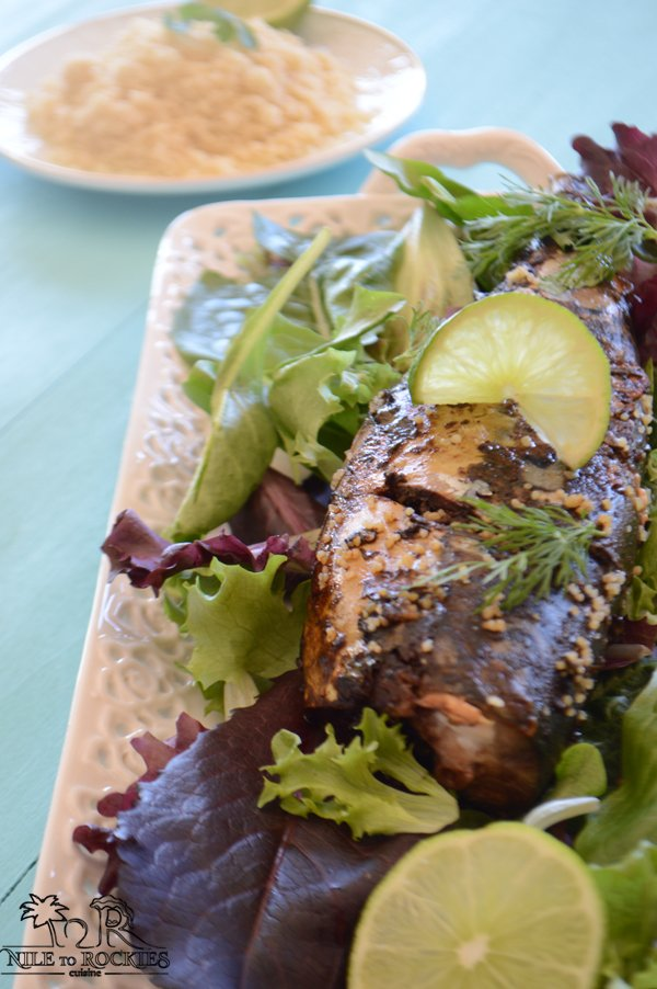 Healthy Mackerel recipe