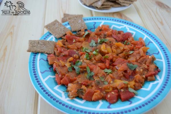 Moroccan starters recipe