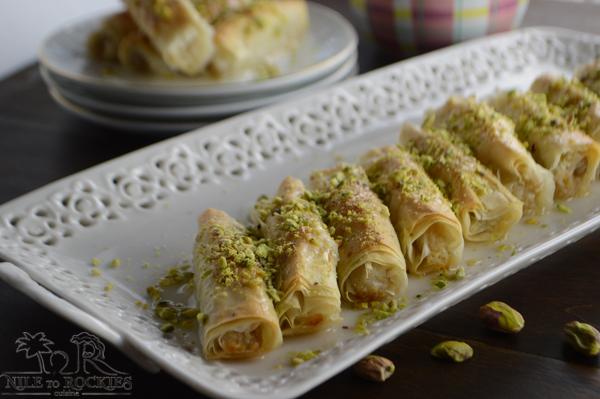 Lebanese dessert