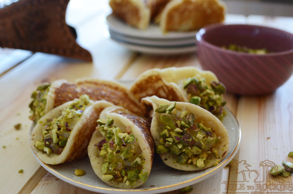 Qatayef recipe