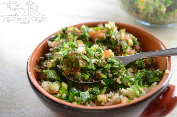 6 tips to a perfect tabbouleh