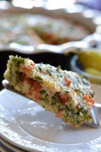 Egga; An Egyptian Frittata – fast and hearty egg dish