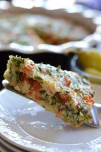 Egga; An Egyptian Frittata – fast and hearty egg dish