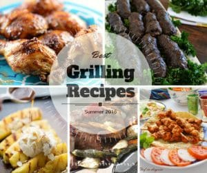Best Grilling recipes for Summer 2016