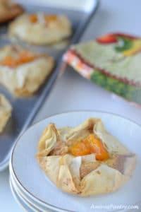 Pumpkin Frangipane; a dessert recipe from scratch