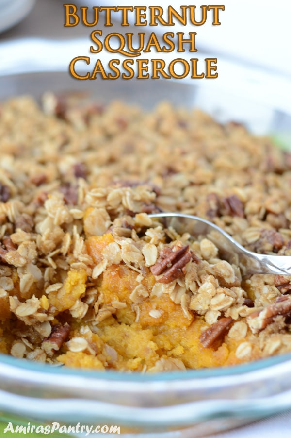 recipe: sweet butternut squash casserole [26]
