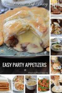 10 Easy Game day appetizers