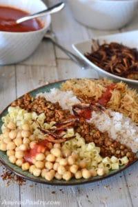 Koshari; The National Dish of Egypt