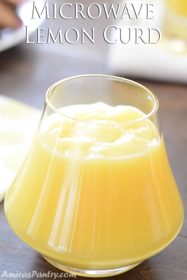 Impress yourself and everyone around with this easy lemon curd recipe.