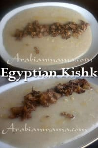 Easy Egyptian Kishk