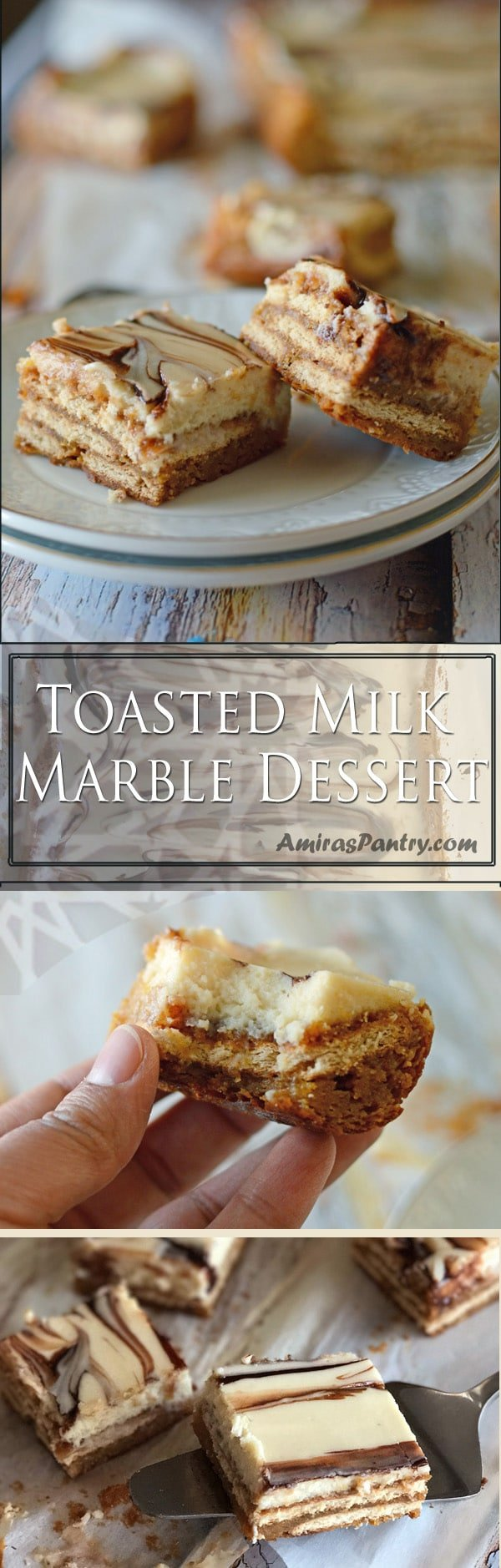 Roasted milk dessert that is very rich, smooth and just too tasty and too wonderful.